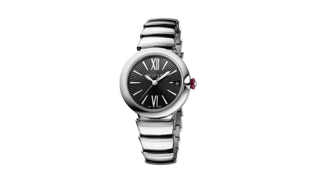 orologio Bulgari LUCEA acciaio